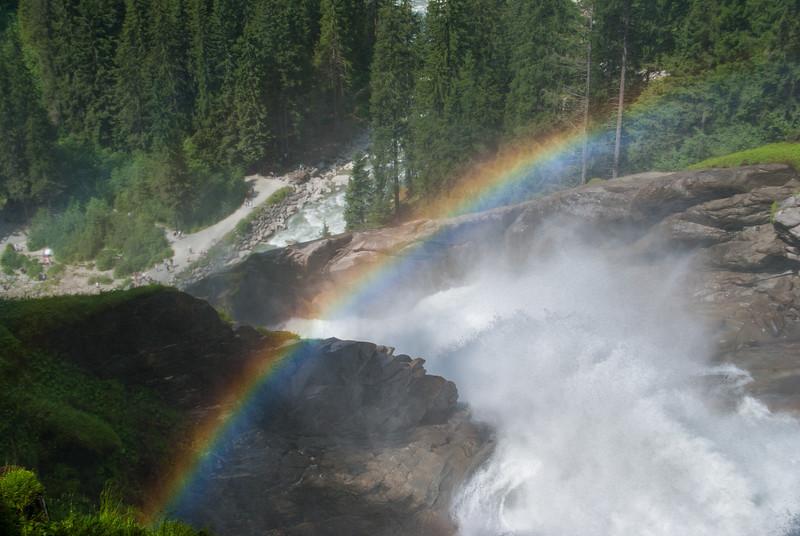 Krimler Wasserfalle