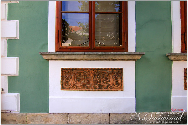 The decoration {Burgenland - Austria}