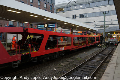 D Coded (81) Rolling Stock