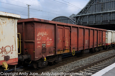 E Coded (81) (Ordinary open high-sided wagon)