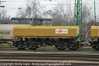 F Coded (81) (Special open high-sided wagon)