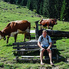 Chillin' with Cow's in Lake Gosau, Austria