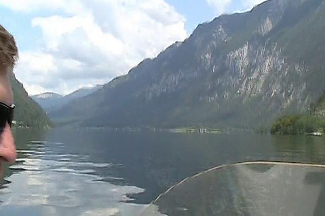 Boat trip around the lake