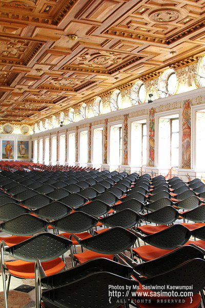 The Spanish Hall at Ambras Castle