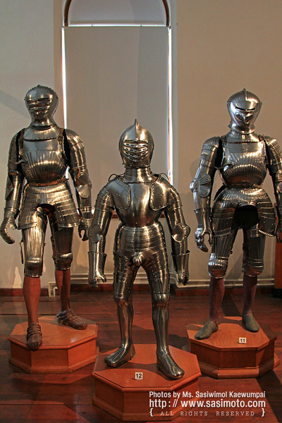 Chambers of Armour at Schloss Ambras, Ambras Castle
