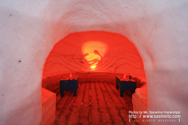 Drink like Eskimos Cloud 9 - Iglu Bar Innsbruck​