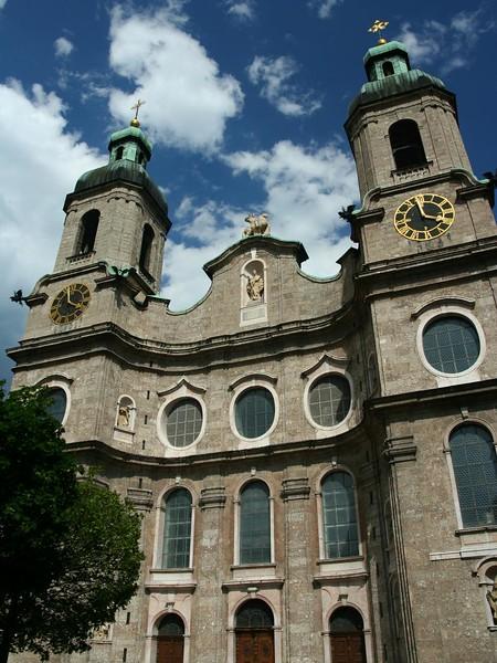 Catedral de Innsbruck
