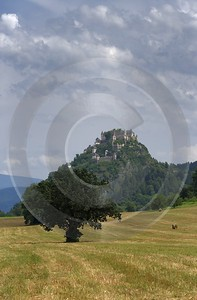 Burg Hochosterwitz Bei Sankt Veit An Der Glan Cloud Fine Art Printer Photography Stock Photos - 003654 - 15-08-2008 - 4117x6268 Pixel