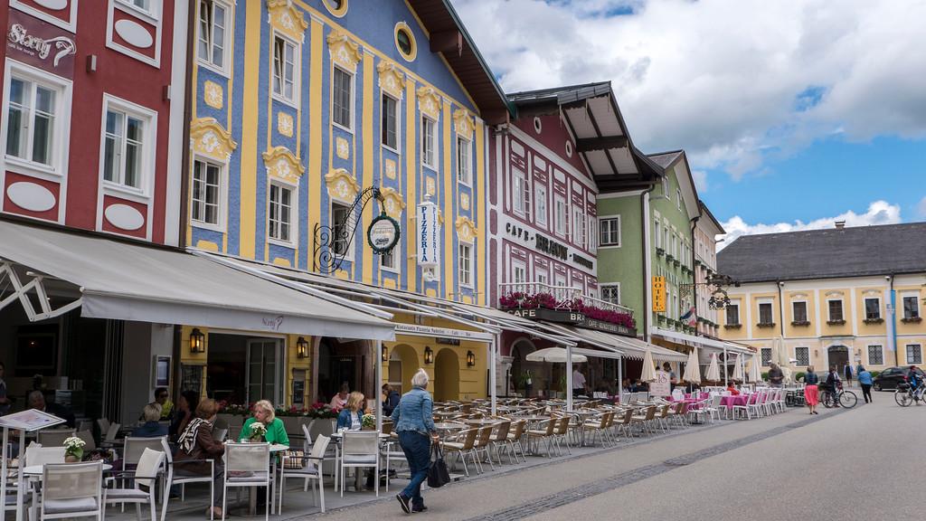 Day trip from Salzburg - The village of Mondsee Austria