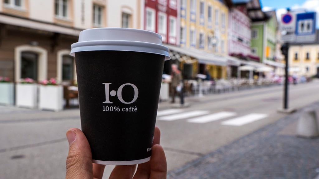 Cafe Frank in Mondsee Austria