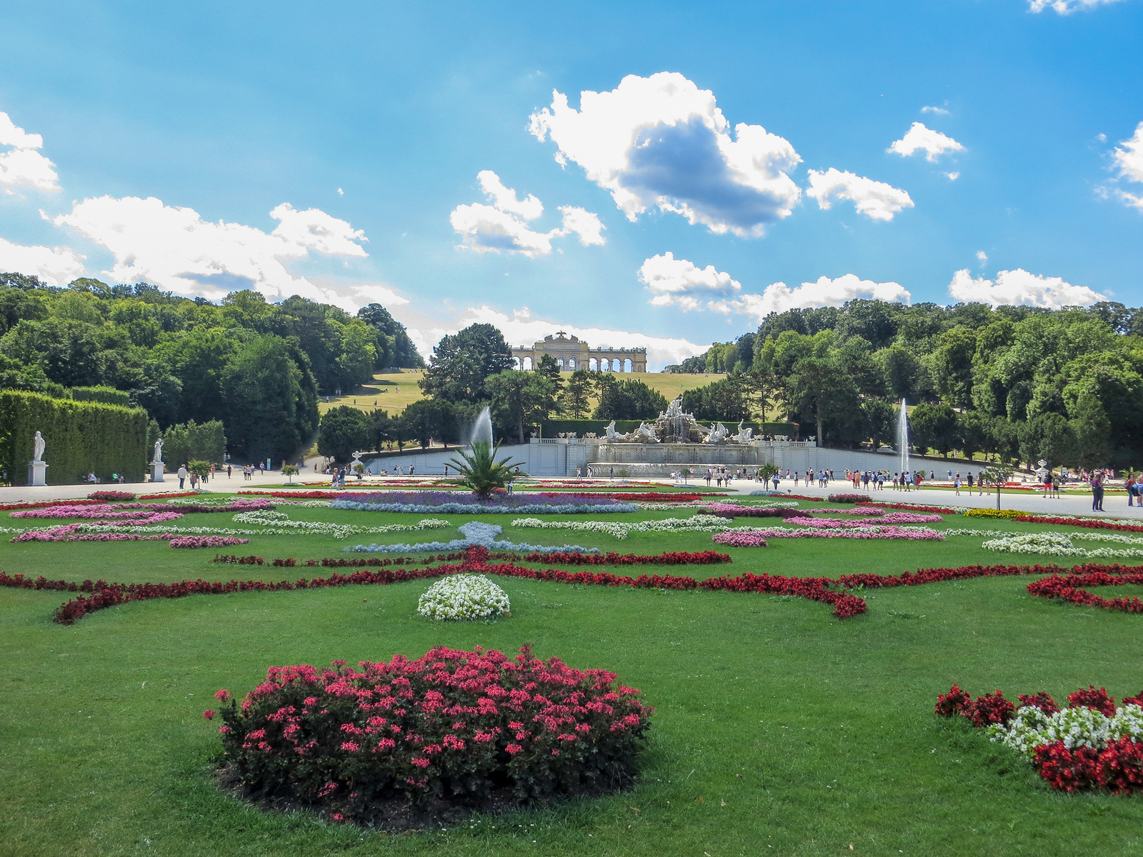 when is the best time to visit vienna? definitely summer.