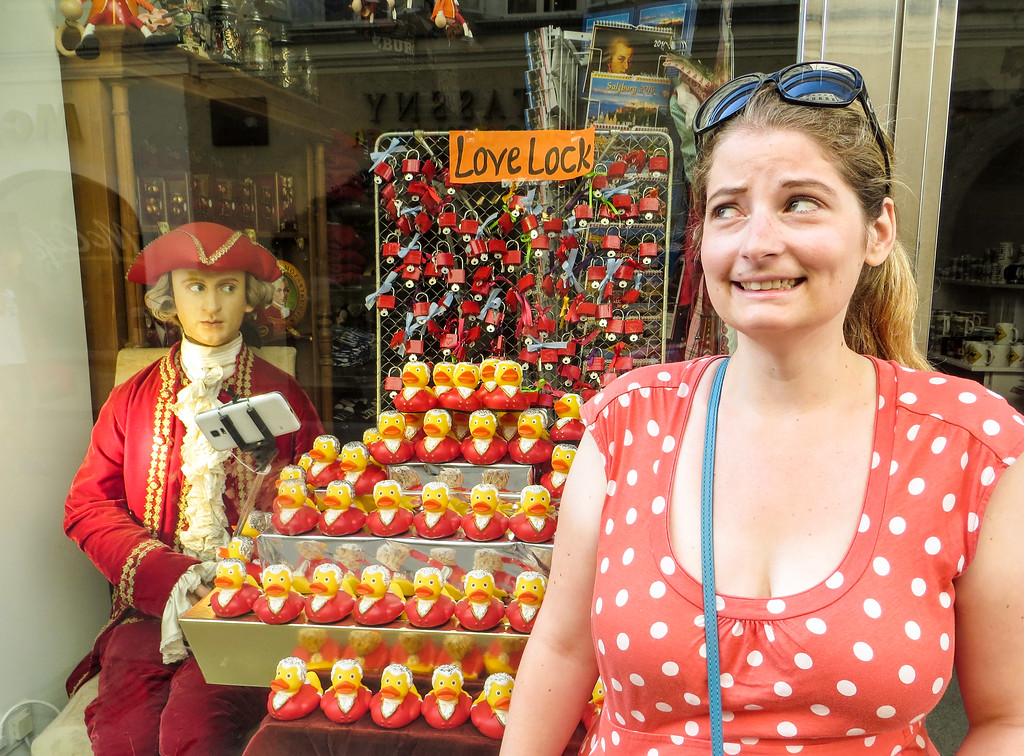 buy some mozart balls with 2 days in salzburg