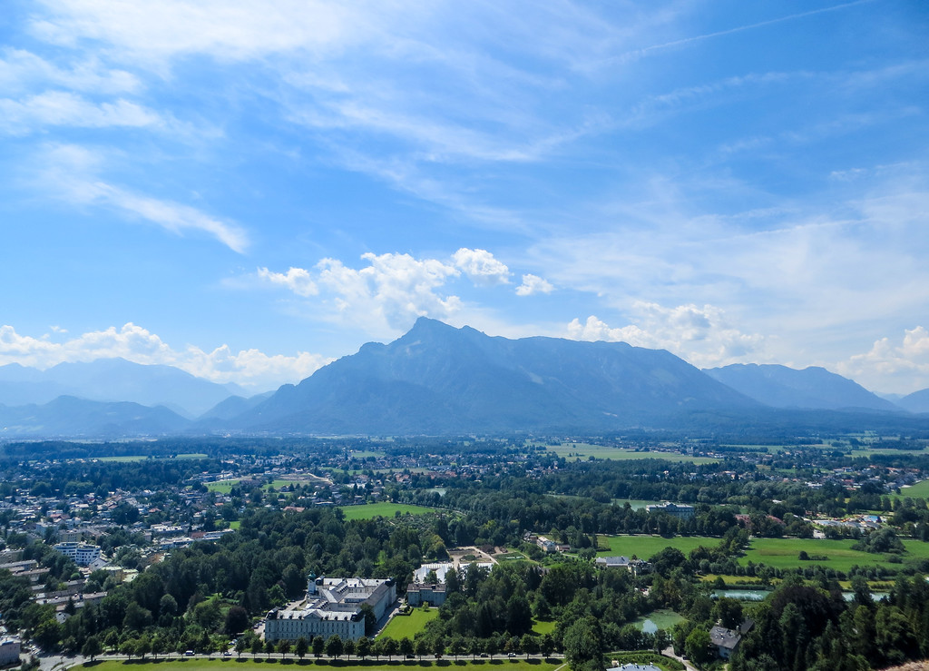 Two days in Salzburg? Get into nature!