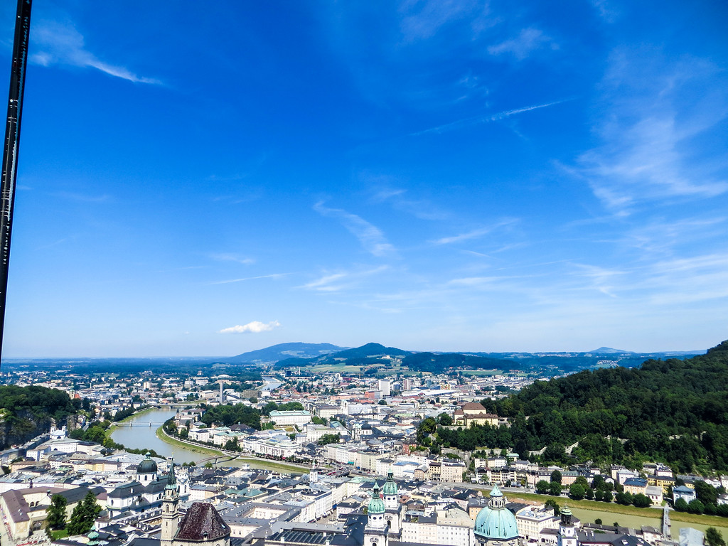 your salzburg 2 day itinerary will include the perfect fortress
