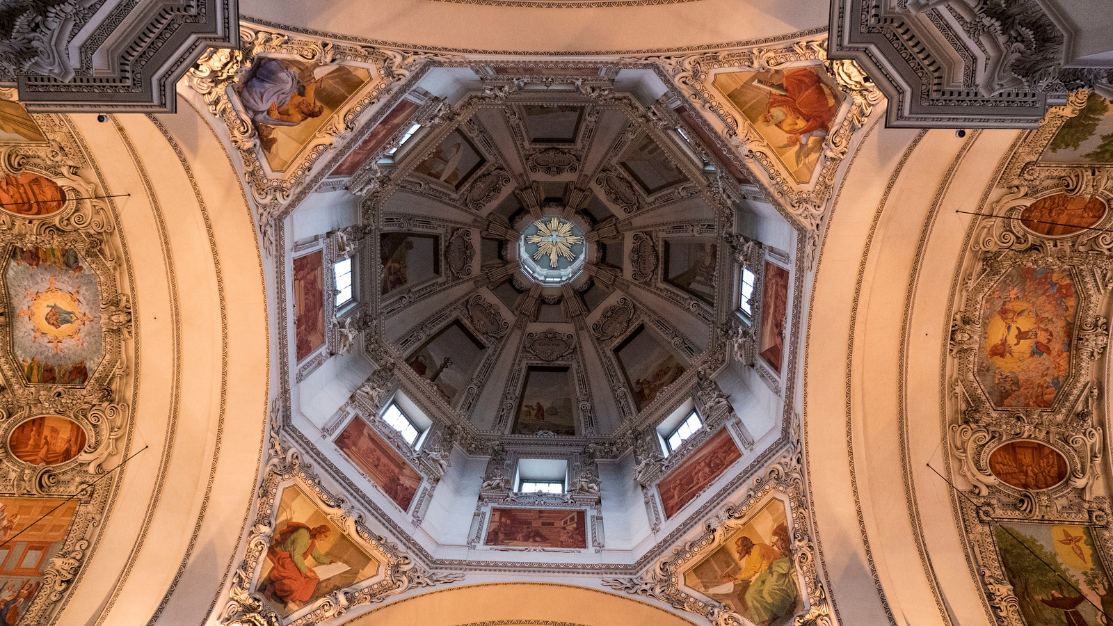 Salzburg Cathedral - The best things to do in Salzburg Austria - Salzburg attractions and sightseeing