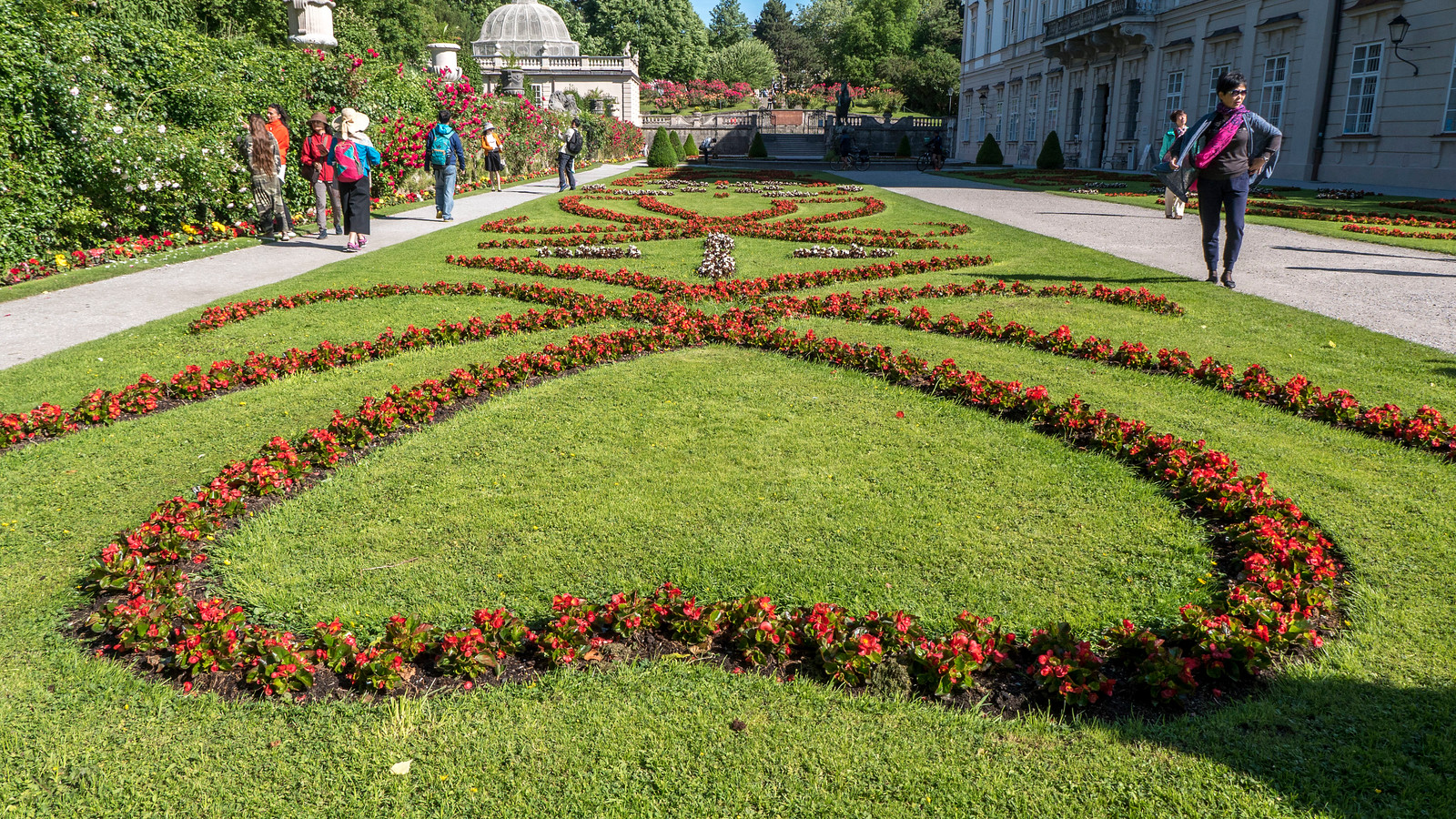 3 Days in Salzburg Itinerary - Mirabell Gardens and Palace