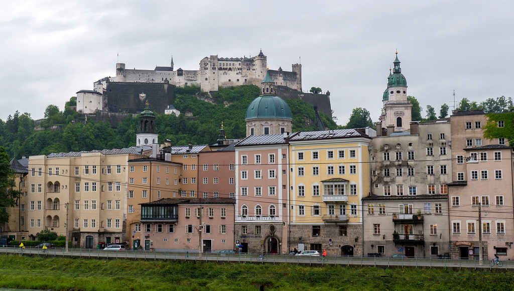 Weekend Getaways in Europe: Salzburg, Austria