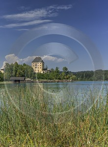Schloss Fuschl Fuschlsee Salzburg Salzkammergut Lake Summer Panorama Cloud Fine Art Photography - 025631 - 07-08-2018 - 7741x10578 Pixel