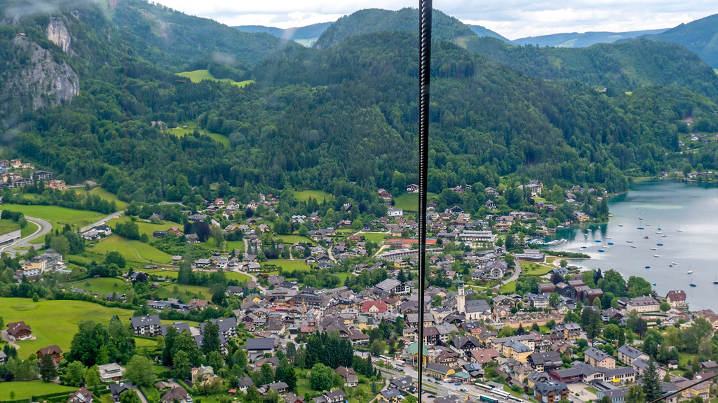 Day trips from Salzburg to St Gilgen - St Gilgen Cable Car - Zwolferhorn cable car - Zwolferhorn Mountain