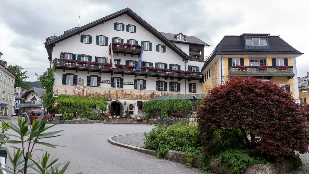 Day trip from Salzburg to St Gilgen Austria