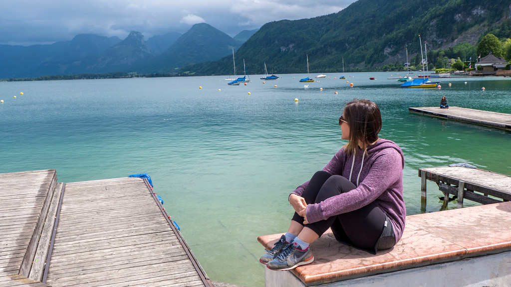 Day trips from Salzburg - Wolfgangsee in St Gilgen