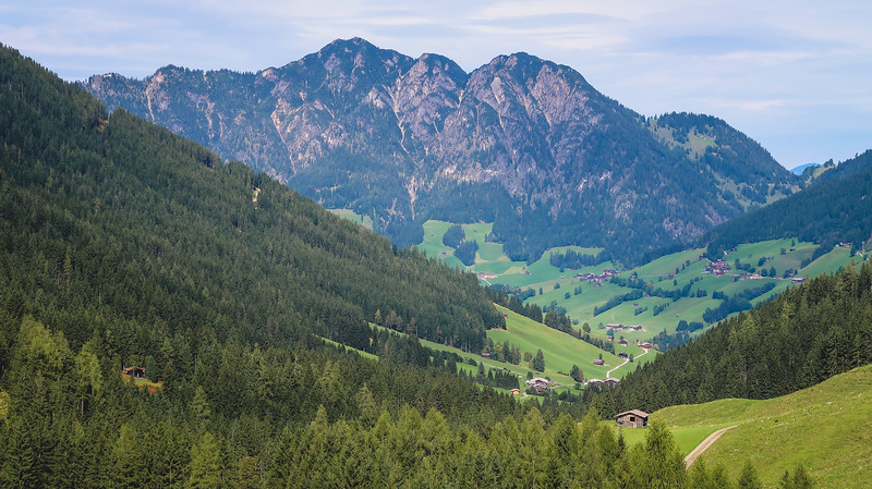 Views on our e-biking tour in Tyrol