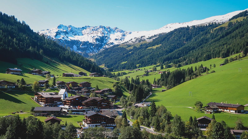 Charming little villages in Tyrol