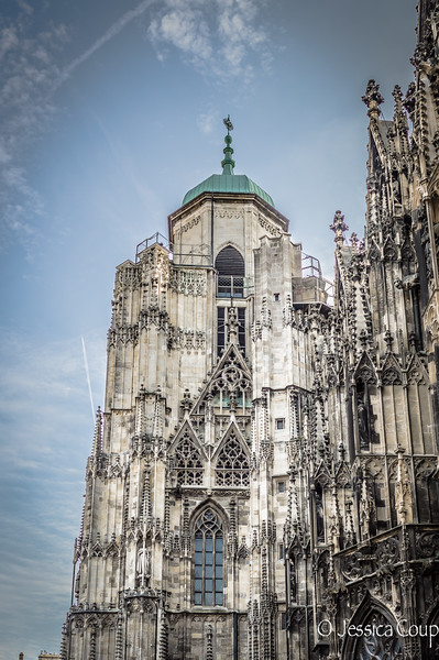 Tower of St. Stephen's Cathedral
