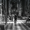 Priest in the Cathedral