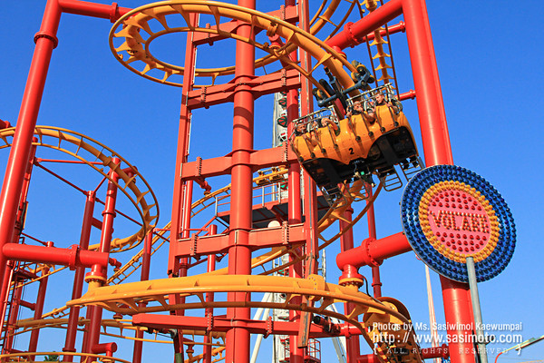 Volare, the flying coaster