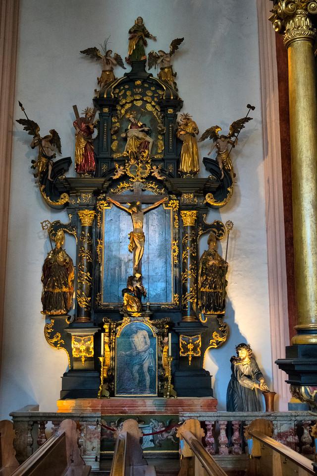 St. Michael, Mondsee, Austria