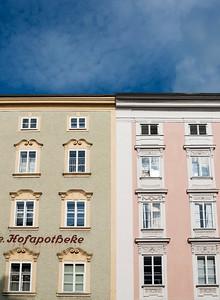 Alter Markt Houses, Salzburg