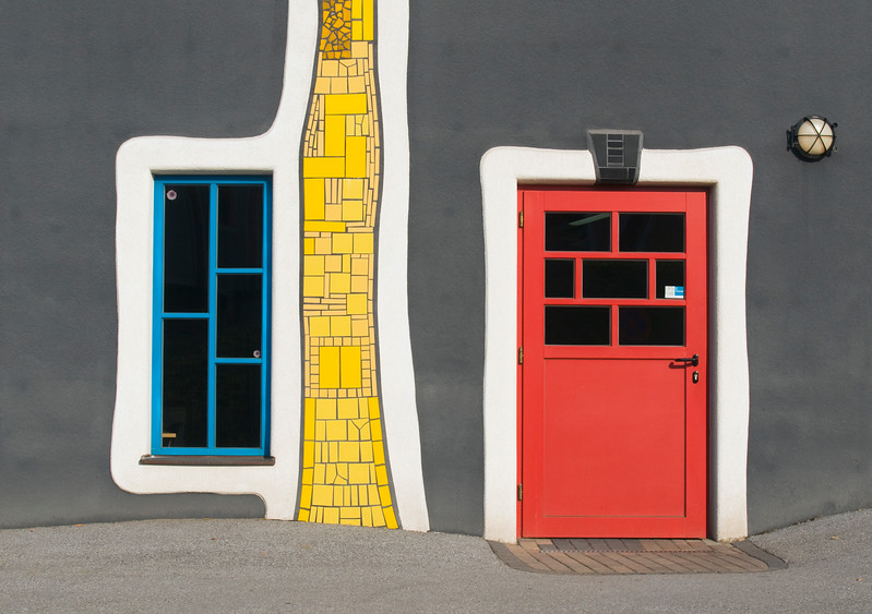 Bad Blumau Thermal Spa by Hundertwasser
