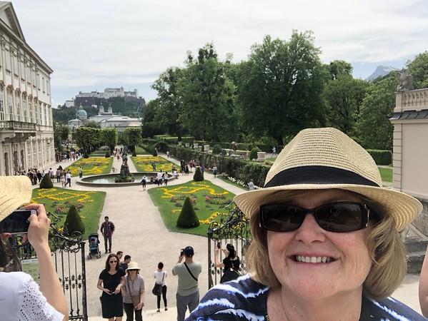 Mirabell Gardens,