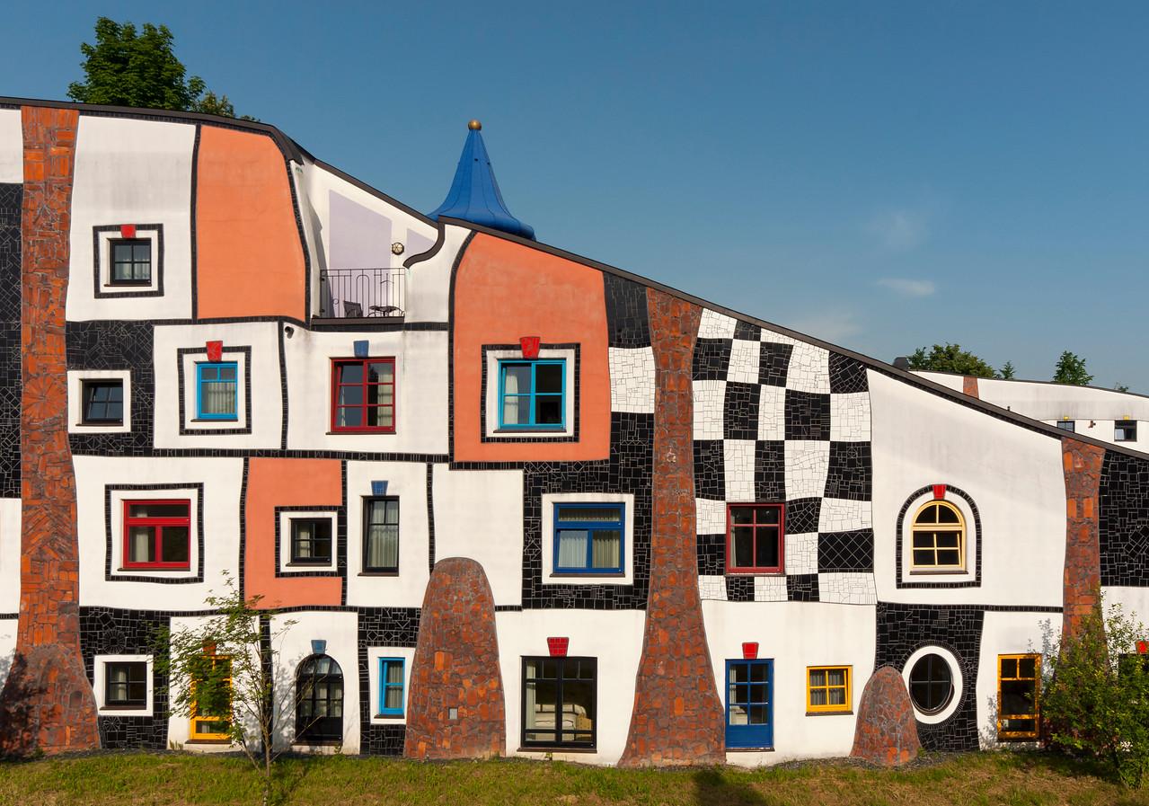 Kunsthaus, Rogner Bad Blumau