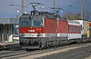 Many of the RoLa sevices from Worgl are worked as far as Brenner by 1144 locos - on 28 October 2008 1144.231 and 1144.241 head toward Innsbruck and Italy