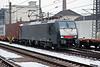 Dispolok ES64 F4-841 Linz 22 February 2013