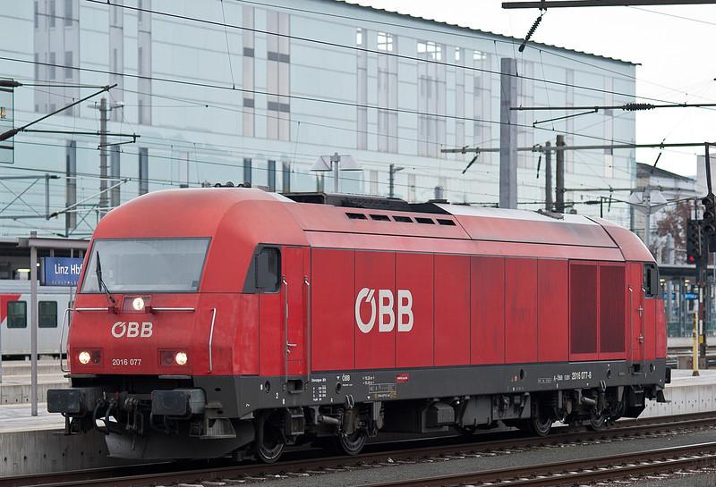 OBB 2016 077 Linz 21 February 2013