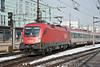OBB 1116 150 Linz 22 February 2013