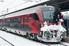 Railjet Driving Trailer 80 90.725 Wien Meidling 23 February 2013