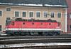 OBB 1144 246 Linz 22 February 2013