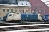 Wiener Lokalbahn Cargo 1216 950 Linz 22 February 2013