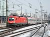 OBB 1116 091 Linz 22 February 2013
