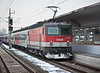 OBB 1144 283 Linz 22 February 2013