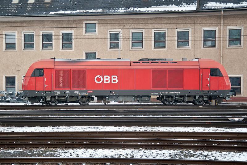 OBB 2016 073 Linz 22 February 2013