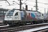 Wiener Lokalbahn Cargo 1216 955 Linz 22 February 2013