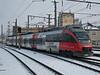 OBB 4024 015 Linz 22 February 2013