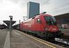 OBB 1116 093 Linz 22 February 2013