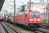 DB 185 376 + 185 365 Linz 28 September 2016
