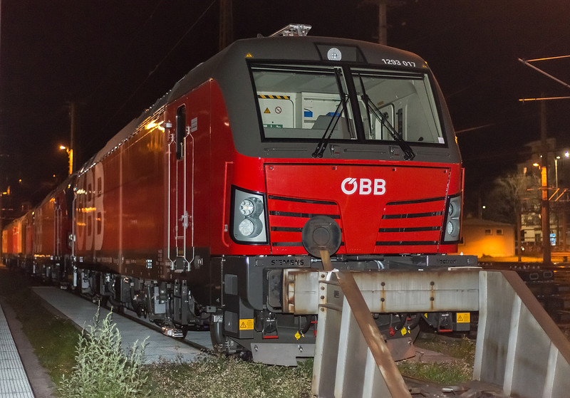 OBB 1293-017 Innsbruck 23 October 2018